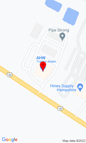 Google Map of Buck Brothers  14N937 US Hwy 20, Hampshire, IL, 60140