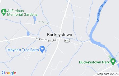Maryland payday loans Buckeystown location