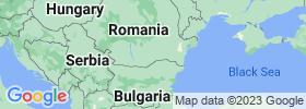 Bucureşti map