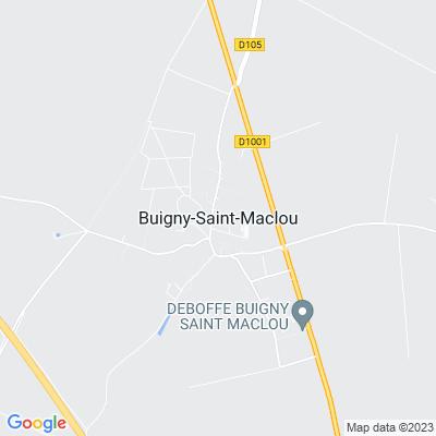 bed and breakfast Buigny-Saint-Maclou