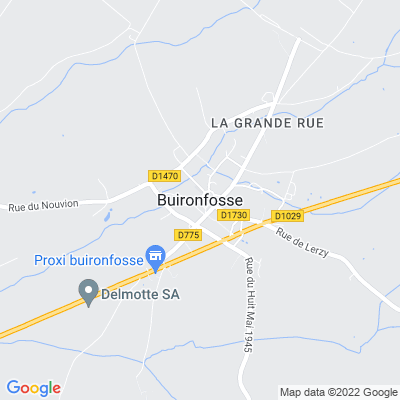 bed and breakfast Buironfosse
