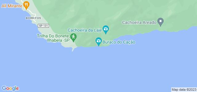 Buraco do Cação, Ilhabela - SP