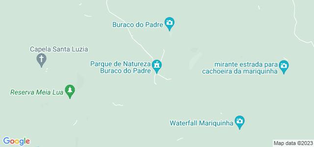 Buraco do Padre, Parque Nacional dos Campos Gerais, Ponta Grossa, PR
