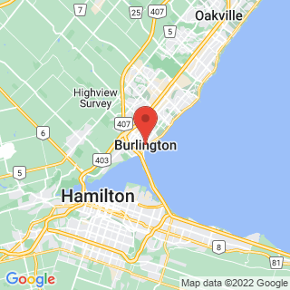 Burlington, Ontario industrial painting service area
