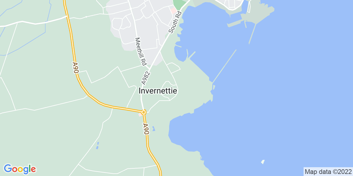 Map: Maintenance Engineer job role in Burnhaven