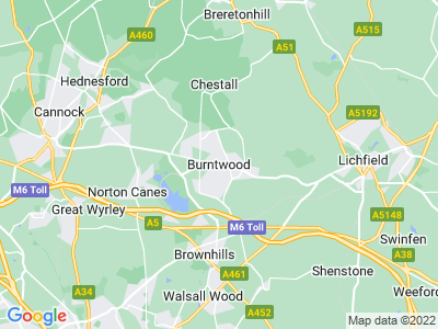 Personal Injury Solicitors in Burntwood