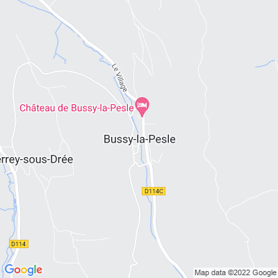 bed and breakfast Bussy-la-Pesle