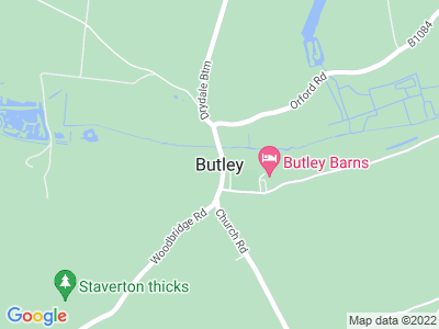 Solicitor from Butley