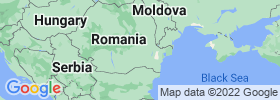 Buzău map