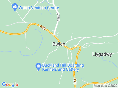 Personal Injury Solicitors in Bwlch