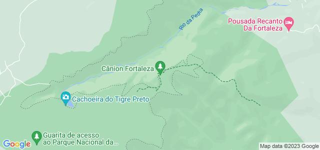 Cânion Fortaleza, Parque Nacional da Serra Geral, Cambará do Sul - RS
