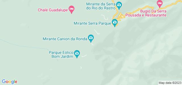 Cânion da Ronda, Bom Jardim da Serra, Santa Catarina