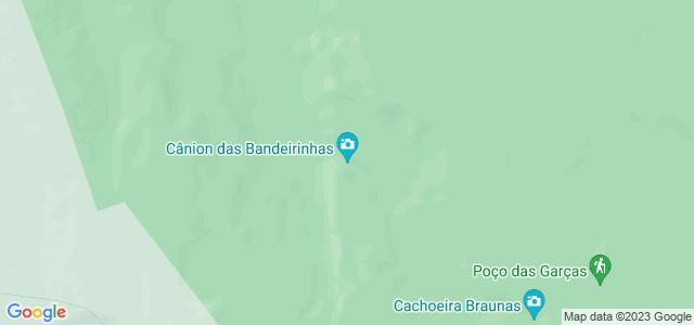 Cânion das Bandeirinhas, Parque Nacional da Serra do Cipó, Minas Gerais - MG