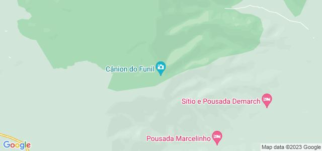Cânion do Funil, Bom Jardim da Serra - SC