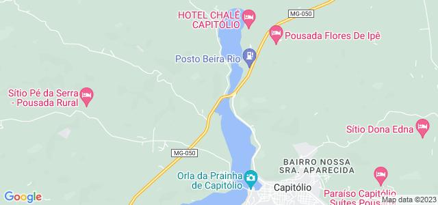 Cânions de Furnas, Capitólio - MG