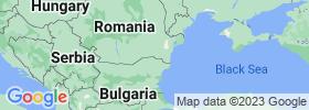 Călăraşi map