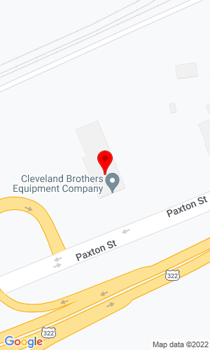 Google Map of CB Rents 5210 Paxton Street, Harrisburg, PA, 17111