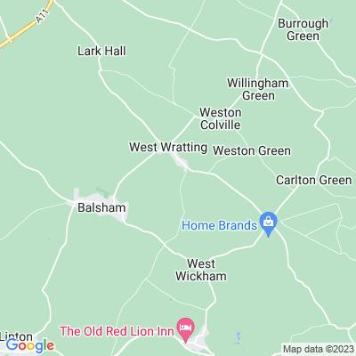 Padlock Croft, West Wratting Location