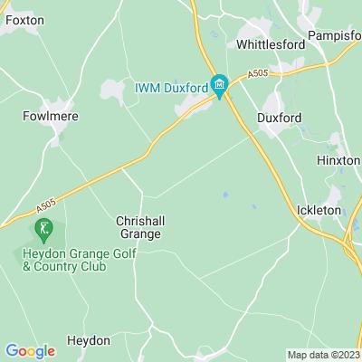 Duxford Grange Location