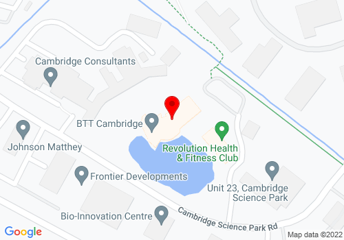 Google Map of Revolution Health and Fitness
