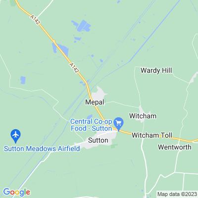75 (NZ) Squadron RAF Memorial Garden Location