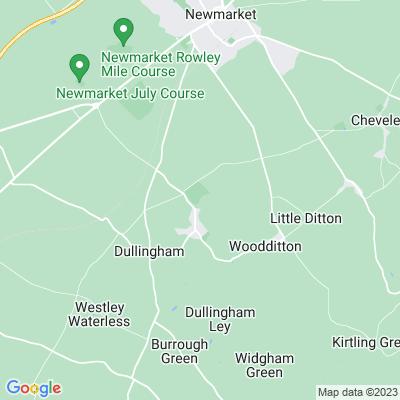 Stetchworth Park Location