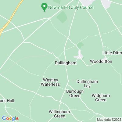 Dullingham House Location
