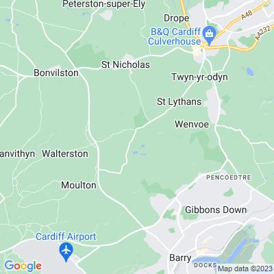 Dyffryn Location