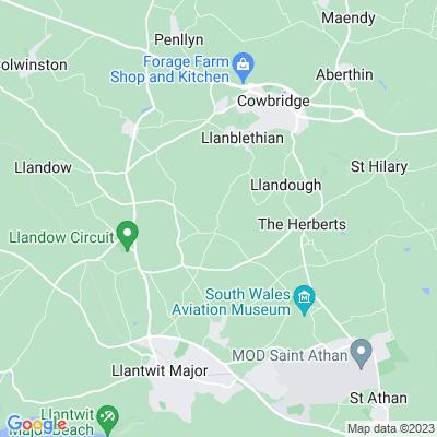Llanmihangel Place Location