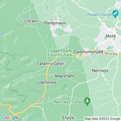 Colomendy Location