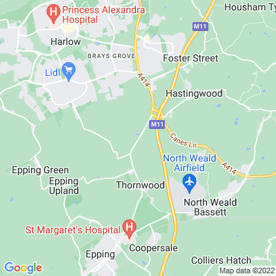 Elm House Location