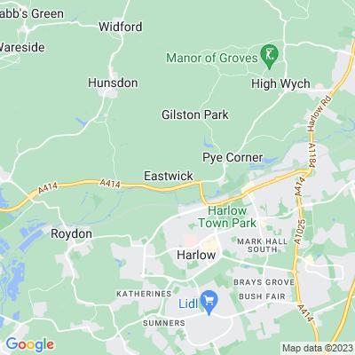 Park House, Leverington Location