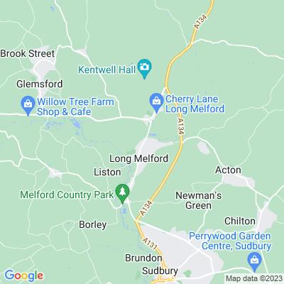 Trinity Hospital Location