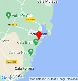 Google Map of CORB MARI    PC, Felanitx, BALEARES, Spain