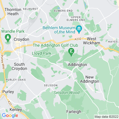 Addington Hills Location