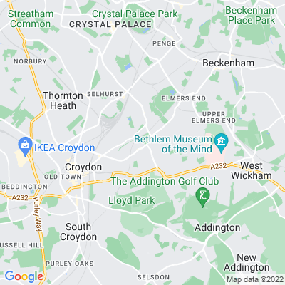 Ashburton Park Location