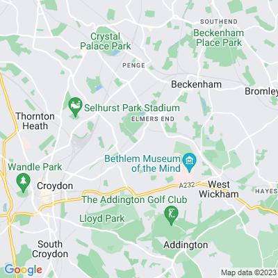 Long Lane Woods Location