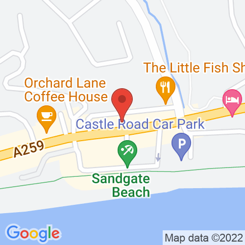 Google Map of Christopher Buck Antiques Ltd