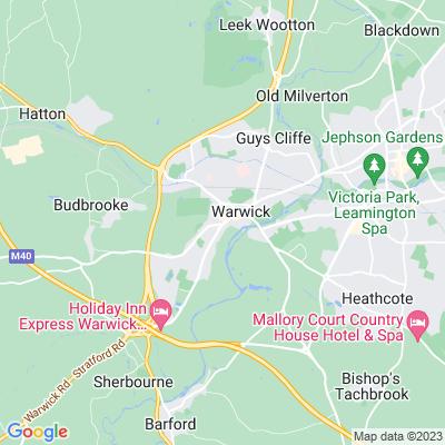 Lord Leycester Hospital Location
