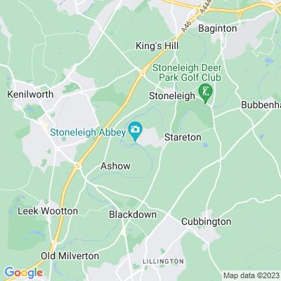 Stoneleigh Abbey Location