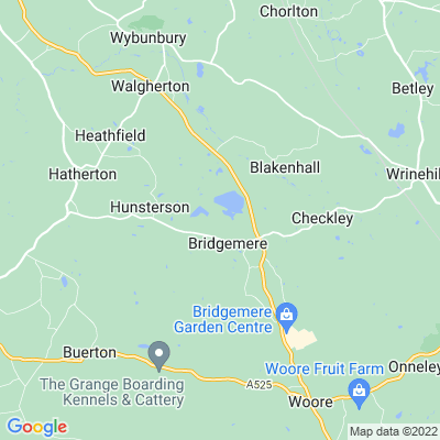 Doddington Park Location