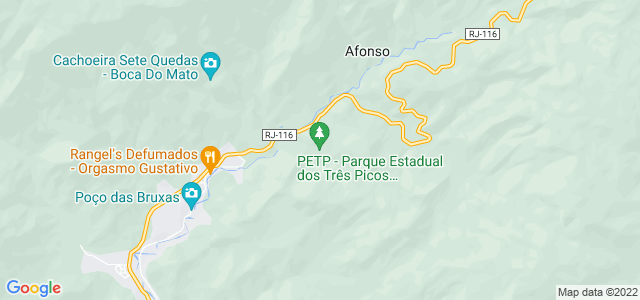 Cabeça do Dragão, Parque Estadual dos Três Picos, Rio de Janeiro
