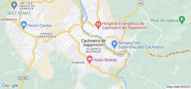Cachoeira Alta, Cachoeiro de Itapemirim - Espírito Santo