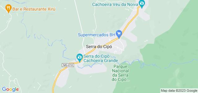 Cachoeira Braúnas, Serra do Cipó - MG