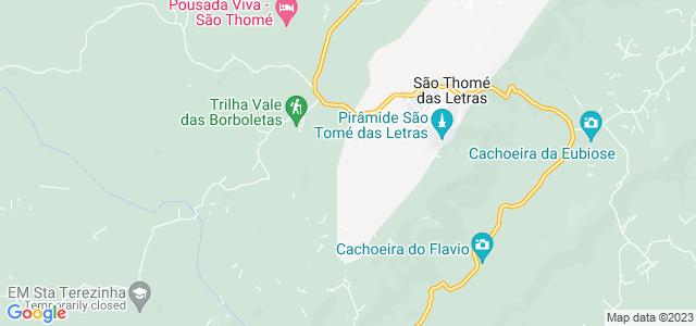 Cachoeira Garganta do Diabo, São Thomé das Letras, Minas Gerais