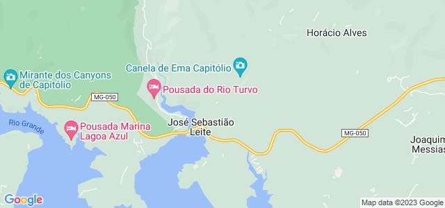 Cachoeira No Limite, Trilha do Sol, Capitólio - MG
