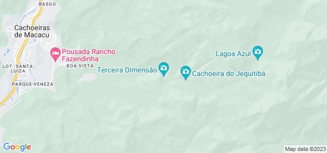 Cachoeira Terceira Dimensão, Cachoeiras de Macacu - RJ