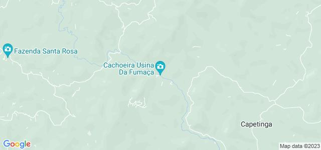 Cachoeira Usina da Fumaça, Muriaé - MG