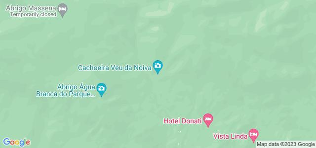 Cachoeira Véu da Noiva, Parque Nacional de Itatiaia - RJ