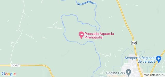 Cachoeira Véu de Noiva, Complexo Cachoeira dos Cristais, Chapada dos Veadeiros - Goiás